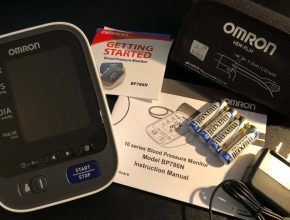 Omron 10 package items