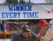 """Skeptical - A picture that says """"winner every time."""""""