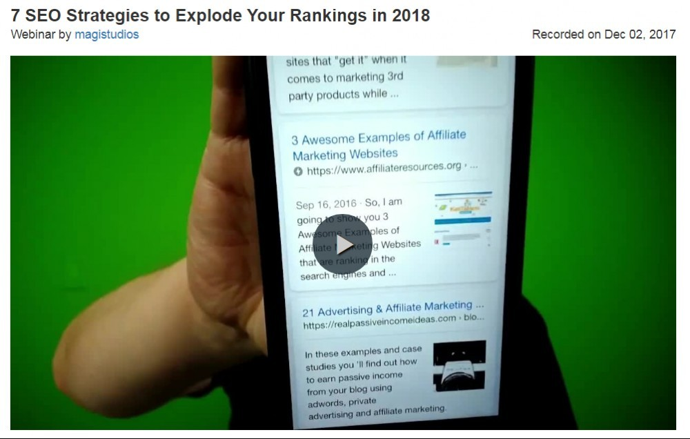 Explode Your rankings today