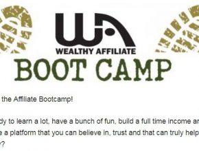 WA Bootcamp Lesson 1