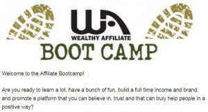 WA Bootcamp Lesson 1