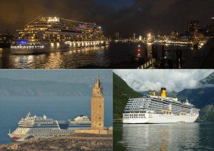 Cruise ship photos