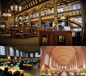 Grand library photos