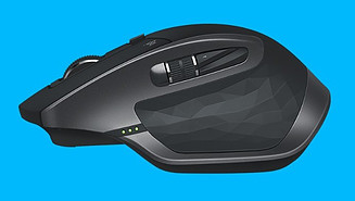 Logitech MX Master 2S Side View