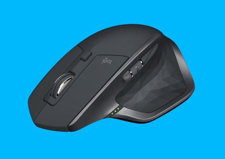 Logitech MX Master 2S computer mouse