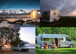 Working out of your RV photos