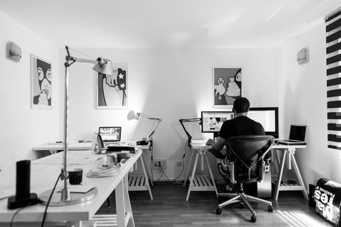 Working at Home