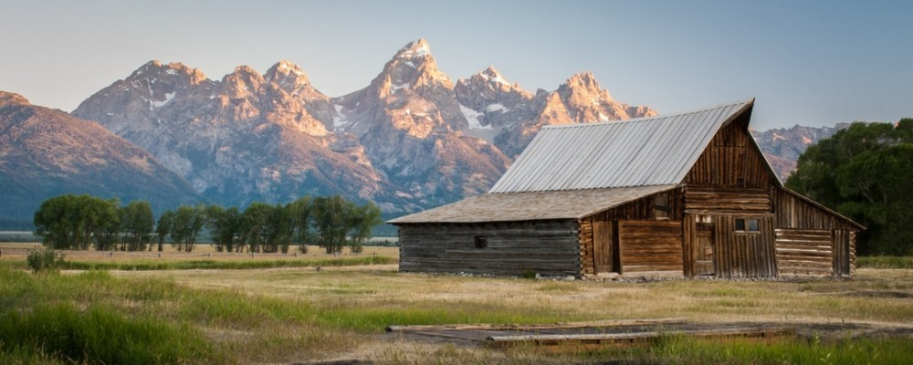 Ranch in the Mountains