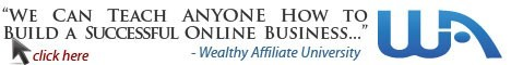 Wealthy Affiliate | Build an Online Business